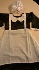 WW2 40s girl Victorian Medieval Viking Village FancyDress Costume world book day