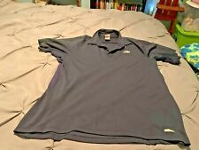 THE NORTH FACE Men's Navy Blue Short Sleeve Polo. Size XL  USA FREE SHIPPING