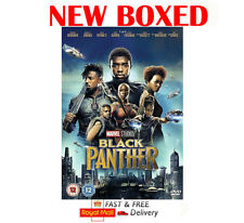 Black Panther New DVD Fast Dispatch Boxed Free Delivery