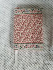 Vera Bradley Paperback Book Cover Retired Pattern NWOT