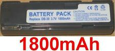 Batería 1800mAh tipo BN-V101 BN-V101E DB-30 NP-100 Para Ricoh RDC-i700