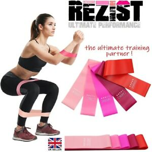 Resistance Bands Ladies Fabric Booty Hip Circle Legs Glutes Squat Exercise Bands