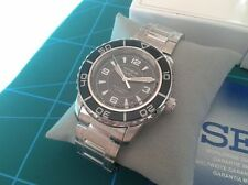 Seiko 5 SNZH55.Automatic.Custom Charcoal Fifty Five Fathoms Dial