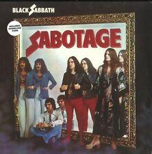 BLACK SABBATH SABOTAGE VINILE LP + CD NUOVO E SIGILLATO !!