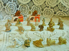 New ListingRed Rose Tea Wade Figurines Nursery Rhyme, Circus, Dogs, Bear Whoppa 20 pieces