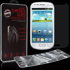 2 x Panzerfolie Samsung Galaxy S3 Mini Schutz Glas Schutzglas 9H Echt Glas