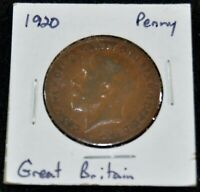 Great Britain/UK, 1920 Penny