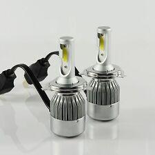 H4 LED Birnen, H4 LED Scheinwerfer Nachrüstung Umrüstung,  360 Grad, 6000 Kelvin