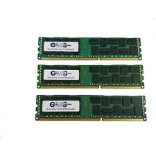PC3-10600R 1333MHz DDR3 ECC Registered Memory Kit for a Dell Precision T7600 Workstation 4x8GB Renewed 32GB