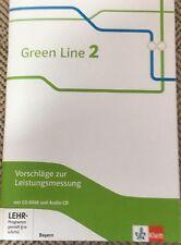 Green Line 2. Bayern. Vorschläge zur Leistungsmessung mit allen Lösungen G9