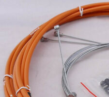 JAGWIRE BRAKE HOUSING HOSE CABLE KIT BMX MTB ROAD BIKE WITH INNER CABLE ORANGE