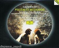 Debussy: Pelleas Et Melisande / Abbado, Ewing, Le Roux, Van Dam - CD