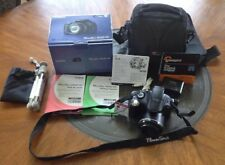 CANON PowerShot SX40 HS 12MP Digital Camera BUNDLE