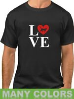 LOVE Cats T Shirt My Cat Is My Valentine Valentines Day Animal Lover Fathers Day