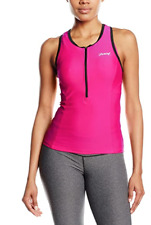 Zoot - Women's Performance Tri Racerback Top - Passionfruit - Small