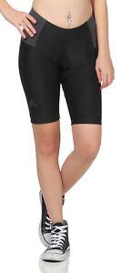 Adidas Response Short Radhose Damen gepolstert schwarz-grau Tight NEU AA1627
