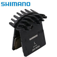 Shimano J03A J02A Resin Cooling Fin Ice Tech Disc Brake Pads SLX Deore XTR M8000