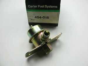 1987-1990 Buick Pontiac 2.0L Fuel Pressure Regulator Replaces OEM GM 10040429