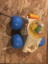 Vintage Fisher-Price Push butterfly popper