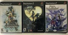 Kingdom Hearts (PlayStation 2) Ps2 Tested