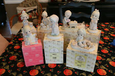 Precious Moments Figurines Assorted lot of 100 Pieces With Boxes! $15 Each