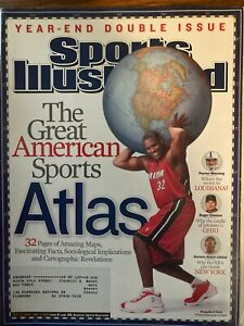 Sports Illustrated December 27, 2004 - Shaquille O'Neal