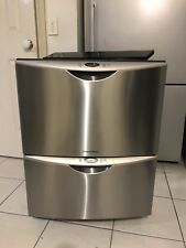 Fisher & Paykel Twin Drawer Dishwasher - DD603 Stainless