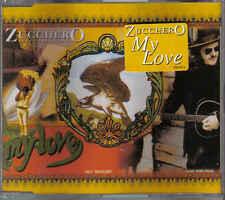 Zucchero Sugar Fornaciari-My Love cd maxi single