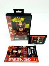 Sega Mega Drive / Genesis Judge Dredd Complete