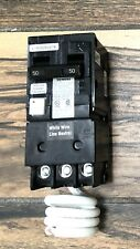 Siemens Qf250Ap 50-Amp 2 Pole 240-Volt Ground Fault Circuit Interrupter Breaker