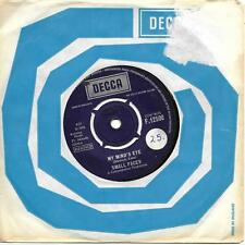 "Small Faces My Mind's Eye UK 45 7"" single +I Can't Dance With You"