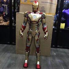 Iron Man Mk2 Mark2 Resin LED 1:2 Tony Stark Avengers Action Figure, Rare
