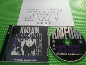 KMFDM Juke Joint Jezebel Year of the Pig Collection RARE 1995 2cd OOP Canada