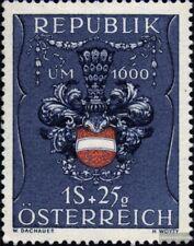 Österreich 939 postfrisch 1949 Fürsorge