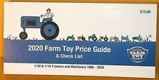2020 Dick's Farm Toy Price Guide1/32-1/16 Tractor & Machinery 1886-2020 Bn