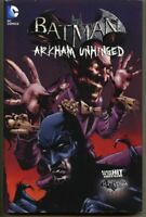 HC Batman Arkham Unhinged Volume 3 Hardcover / 2014 nm 9.4 DJ fn- 5.5 Joker 1st