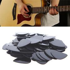 Lot 100pcs Acoustic Electric Guitar Picks 0.71mm Plectrums Musical Instrument
