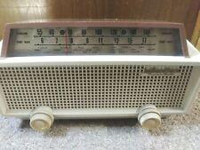 HALLICRAFTERS VINTAGE RADIO MODEL 621  AM / SHORTWAVE RARE PHONO IN   NM