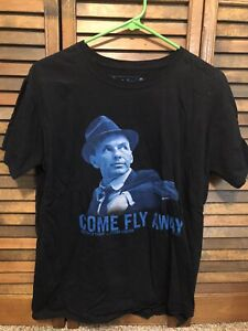Frank Sinatra Come Fly Away T-Shirt / Medium