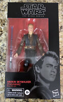 "Star Wars The Black Series ANAKIN SKYWALKER #110 6"" Action Figure - IN STOCK!"
