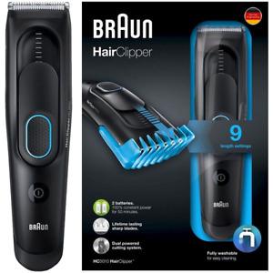 BRAUN HC5010 Haarschneider Haarschneidemaschine Bart Trimmer Akku/Netz 9 Längen