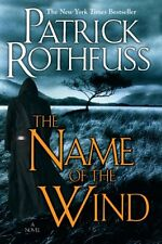 The Name of the Wind (Kingkiller Chronicles, Day 1) by Patrick Rothfuss, (Paperb
