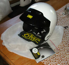 OMP Helm - Motorsport Kart Slalom Rallye - Größe XL - Neuwertig, 2x getragen