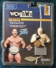 SEALED.. NEW... UNUSED...WCW NWO Nitro Goldberg Memory card N64 Nintendo 64