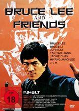 8 Filme BRUCE LEE John Liu JACKIE CHAN Top Fighter TODESKRALLE Shaolin DVD Box
