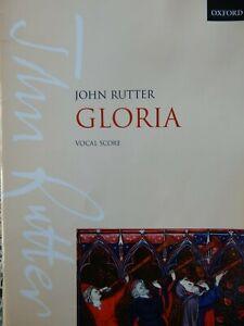Gloria: Vocal Score by John Rutter