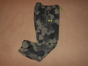 Under Armour Boy's Phenom Camo Printed Jogger Pants Size 16