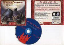 """Jules VERNE """"De la Terre à la lune raconté par Barbara Schulz et J.P. Cassel"""