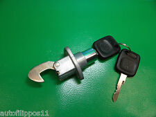 VW TRANSPORTER, kaefer, TRUNK LOCK/Rear Bonnet Locker/ lid lock 2 Keys,New