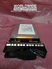 IBM 10N7232 3647 146.8GB 15K RPM SAS Disk Drive w/ Bracket pSeries Free Warranty
